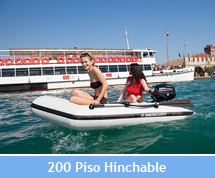 200 dinghy hinchable