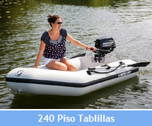 240 dinghy tablillas